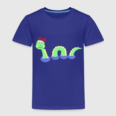 Loch Ness Monster - Toddler Premium T-Shirt