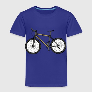 bicycle - Toddler Premium T-Shirt