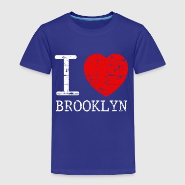 Brooklyn Newyork - Toddler Premium T-Shirt