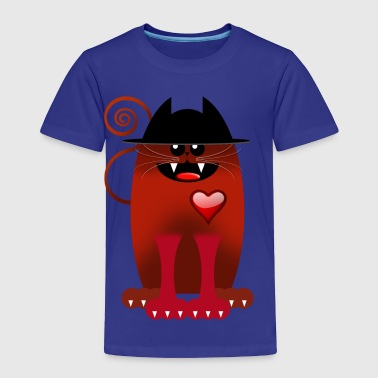 BIG RED - Toddler Premium T-Shirt