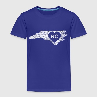 Used Love North Carolina - Toddler Premium T-Shirt