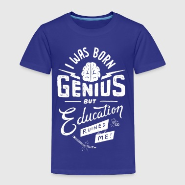 genius - Toddler Premium T-Shirt