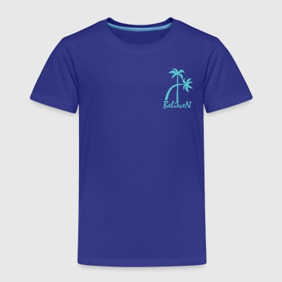 BelieveN turquoise - Toddler Premium T-Shirt