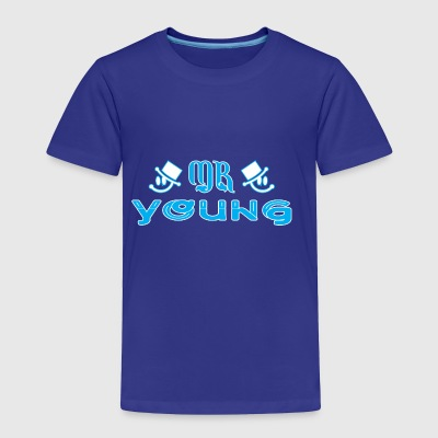Mr Young - Toddler Premium T-Shirt