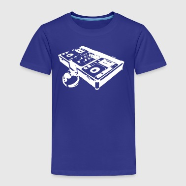 DJ Turntable - Toddler Premium T-Shirt