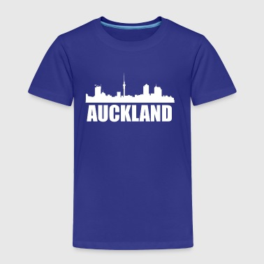 Auckland Skyline - Toddler Premium T-Shirt