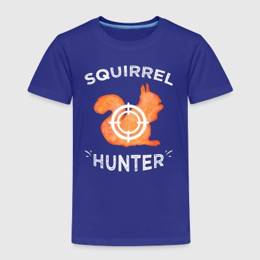 Squirrel hunter - Toddler Premium T-Shirt
