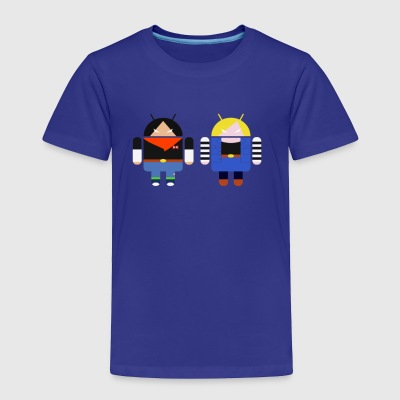 ANDROIDS - Toddler Premium T-Shirt