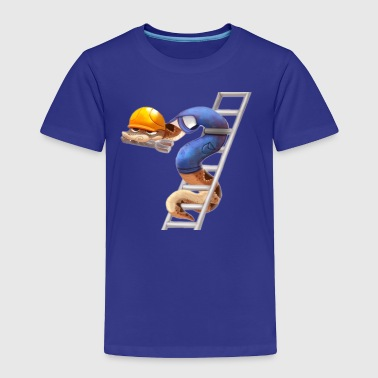 Snack Enginer - Toddler Premium T-Shirt