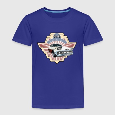 Classic Car 2 - Toddler Premium T-Shirt
