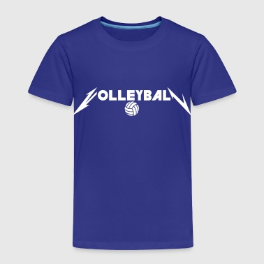 Volleyball Style - Toddler Premium T-Shirt
