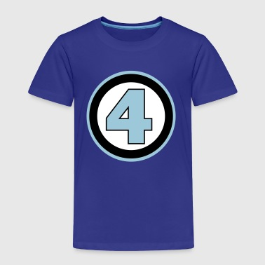 fantastic 4 - Toddler Premium T-Shirt