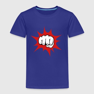 fist - Toddler Premium T-Shirt