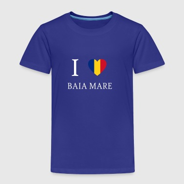 Love Romania BAIA MARE - Toddler Premium T-Shirt