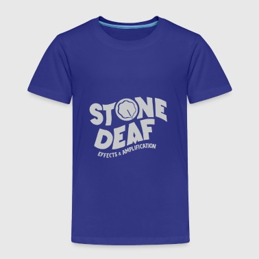 Stone deaf - Toddler Premium T-Shirt