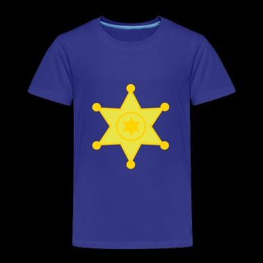 sheriff - Toddler Premium T-Shirt
