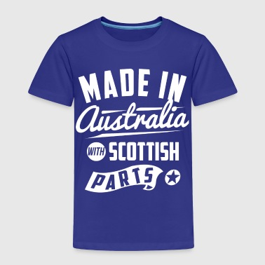 Australian Scottish - Toddler Premium T-Shirt