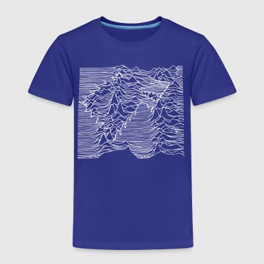 Maps - Toddler Premium T-Shirt