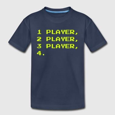 Multiplayer MULTIPLAYER - Toddler Premium T-Shirt