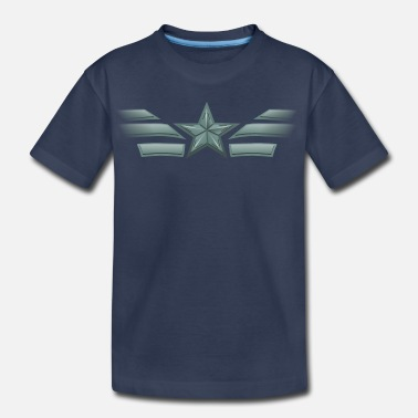 America captain america - Toddler Premium T-Shirt