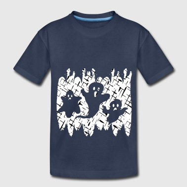 ghost - Toddler Premium T-Shirt