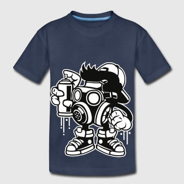 Bomber - Toddler Premium T-Shirt