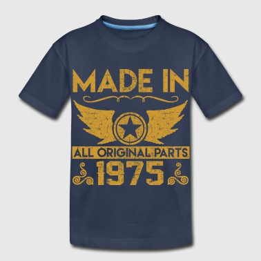 made in 1975 33.png - Toddler Premium T-Shirt