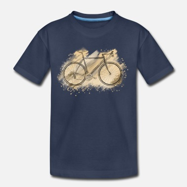 Bike Racing racing bike - Toddler Premium T-Shirt
