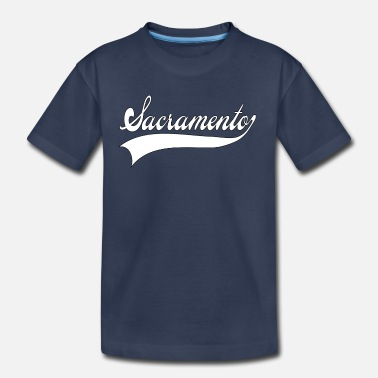 City sacramento - Toddler Premium T-Shirt