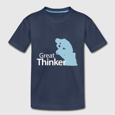 Great Thinker - Toddler Premium T-Shirt