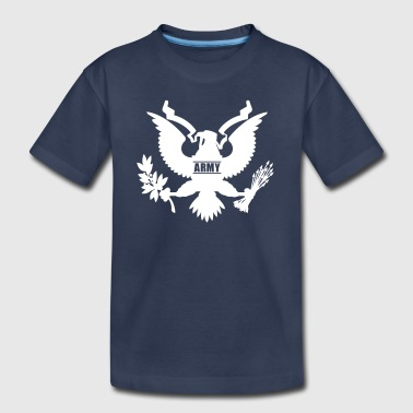 Army Eagle, Mision Militar ™ - Toddler Premium T-Shirt