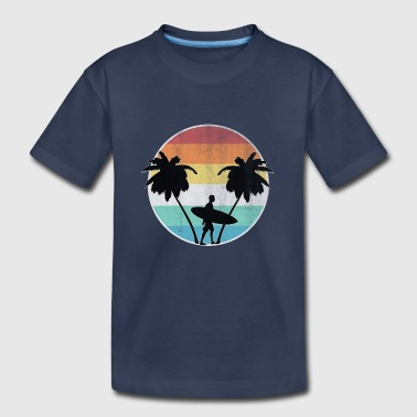Bali Surfer - Toddler Premium T-Shirt
