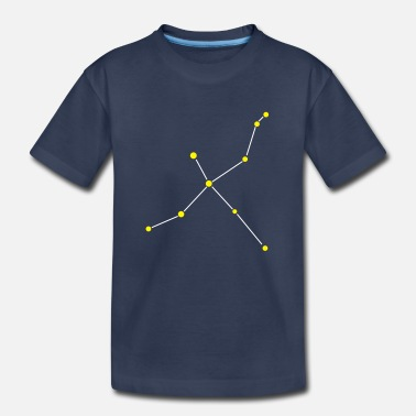 Constellation Star Constellation Cygnus - Toddler Premium T-Shirt