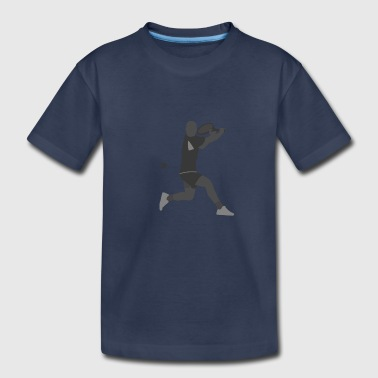 Tennis Player - Toddler Premium T-Shirt