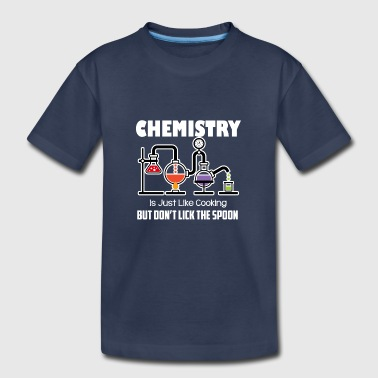 CHEMISTRY TEE SHIRT - Toddler Premium T-Shirt