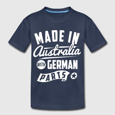 Australian German - Toddler Premium T-Shirt