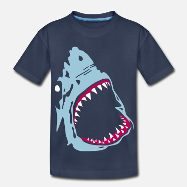Sharky - Toddler Premium T-Shirt