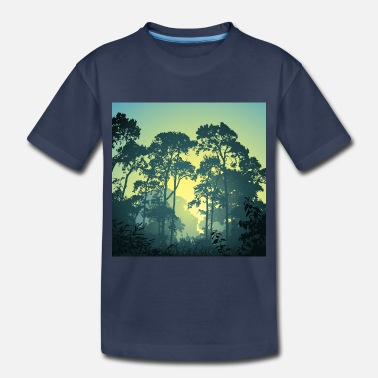 Forest Forest - Toddler Premium T-Shirt