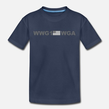 Wwg1wga Grey WWG1WGA - Toddler Premium T-Shirt