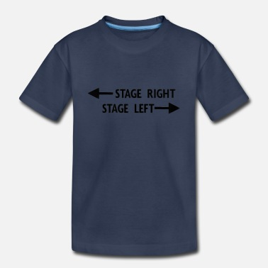 Stage theatre stage - Toddler Premium T-Shirt