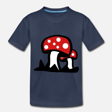 Fly Agaric fly agaric mushroom - Toddler Premium T-Shirt