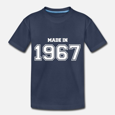 1967 1967 - Toddler Premium T-Shirt