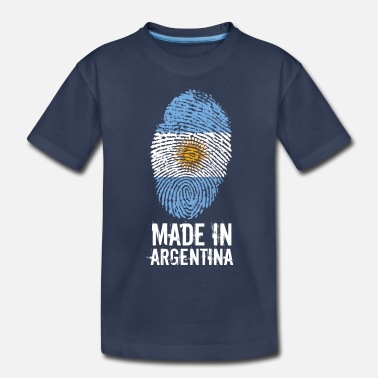 Argentina Made in Argentina - Toddler Premium T-Shirt