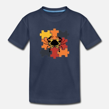 Crab crab crab - Toddler Premium T-Shirt