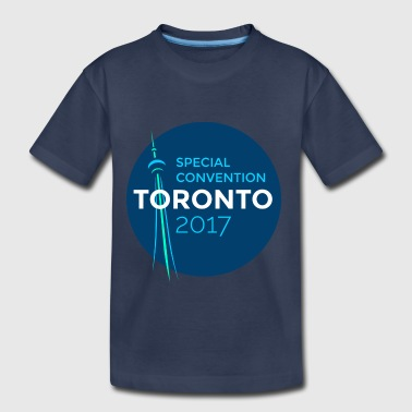 2017 Toronto Special Convention Shirts - Toddler Premium T-Shirt