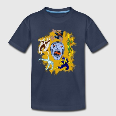 Apocolypse first appearance Cover - Toddler Premium T-Shirt