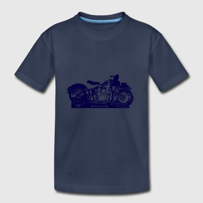 Taverniti motocycle - Toddler Premium T-Shirt
