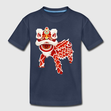 chinese_new_year_dragon - Toddler Premium T-Shirt
