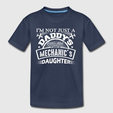 Mechanic Daughter Shirt - Toddler Premium T-Shirt