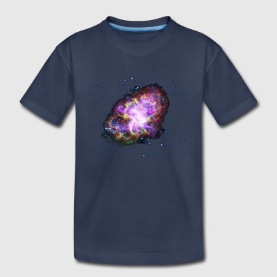 crab nebula - Toddler Premium T-Shirt